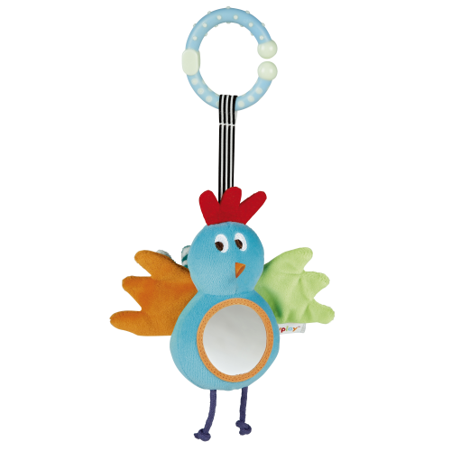 Hangknuffel Rooster Babyplay
