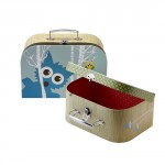 Kinderbord vak Silly U Zoo Mint